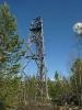 Триангуляционная вышка на вершине г. Ямаровка. Отметка 1730 м