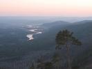 Меандр реки Хилок. Апрель