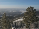 На  Гыршелунском  камне  зимой