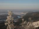 Долина р. Хилок. Вид с восточного склона горы Гыршелунский Камень